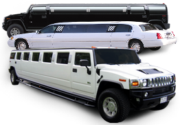 Stretchlimousine in Italien