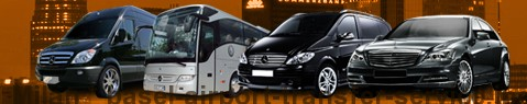 Private transfer from Milan to Basel