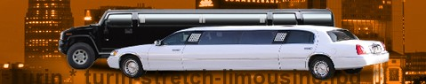 Stretchlimousine Turin