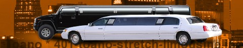 Stretch Limousine Toano | limos hire | limo service
