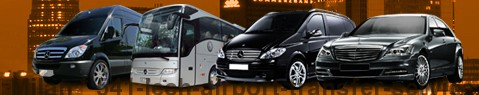 Private transfer from Milan to Lech
