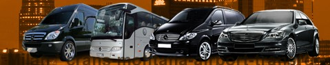 Private transfer from Milan to Crans-Montana