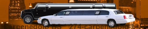 Stretch Limousine Carpenedolo BS | limos hire | limo service