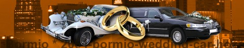 Wedding Cars Bormio | Wedding limousine